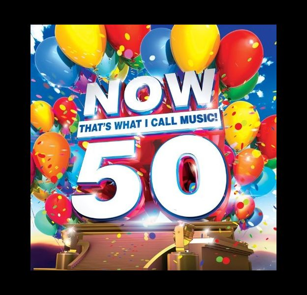 "1. Compilation - ""Now 50"""