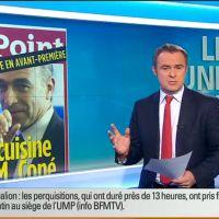BFMTV : Agacé par l'affaire Copé/Bygmalion, Christophe Delay refuse de présenter les Unes de la presse