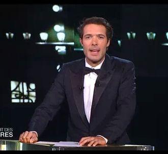 Nicolas Bedos, 'Les Molières' sur France 2.