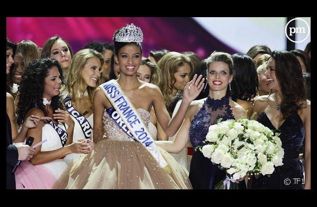 Flora Coquerel, la Miss France 2014