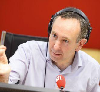 Laurent Bazin, RTL.