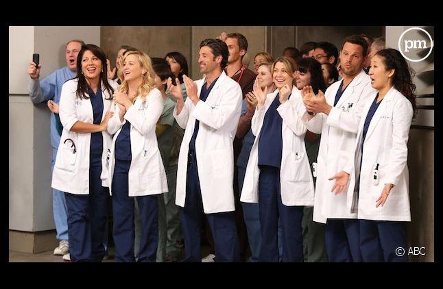 """""""Grey's Anatomy"""" perd 400.000 téléspectateurs"""
