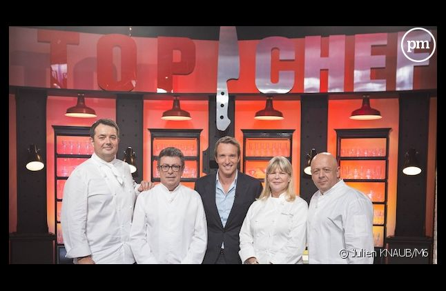 "Ghislaine Arabian, Thierry Marx, Christian Constant et Cyril Lignac quittent ""Top Chef"""