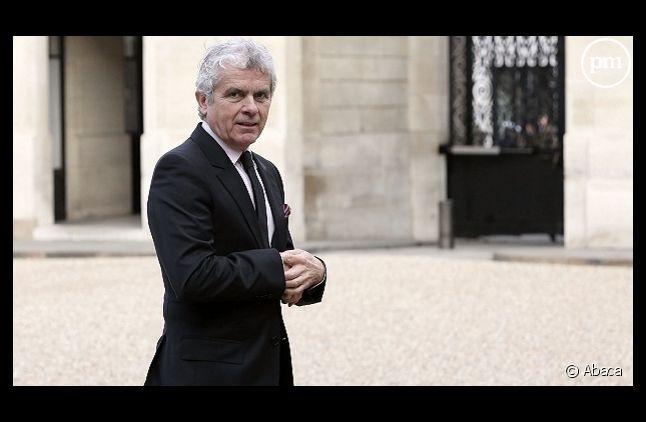 Claude Serillon quitte l'Elysée