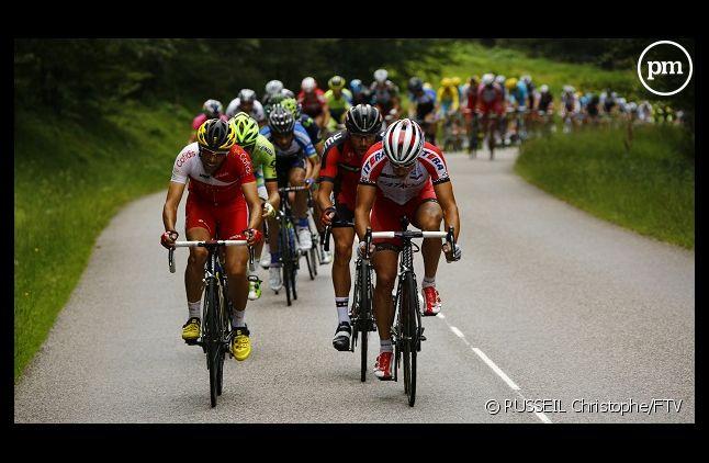 Le Tour de France permet à France 2 de réaliser de très bonnes audiences l'après-midi