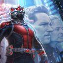 """Affiche de """"Ant-Man"""" dévoilée au Comic-Con 2014"""