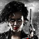"Affiche de ""Sin City - A Dame to Kill for"" dévoilée au Comic-Con 2014"