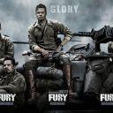 """Affiche de """"Fury"""" dévoilée au Comic-Con 2014"""