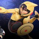 """Affiche de """"Les Nouveaux héros"""" dévoilée au Comic-Con 2014"""