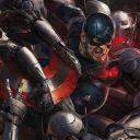 """Affiche de """"Avengers 2"""" dévoilée au Comic-Con 2014"""