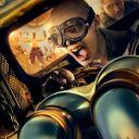 """Affiche de """"Mad Max: Fury Road"""" dévoilée au Comic-Con 2014"""
