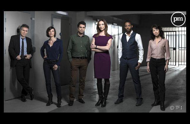 "TF1 met fin à ""R.I.S Police scientifique"""