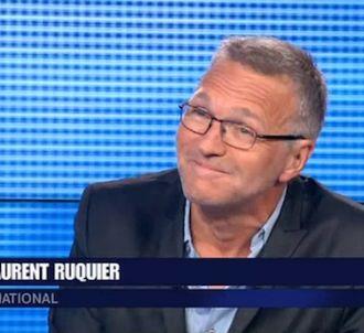Laurent Ruquier regrette son vote pour François Hollande...