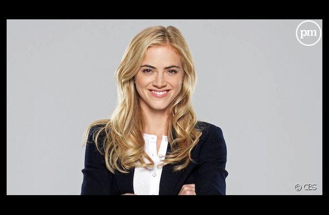 """Emily Wickersham, nouvelle recrue de """"NCIS"""""""