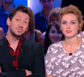 Première météo d'Alison Wheeler et Monsieur Poulpe au...