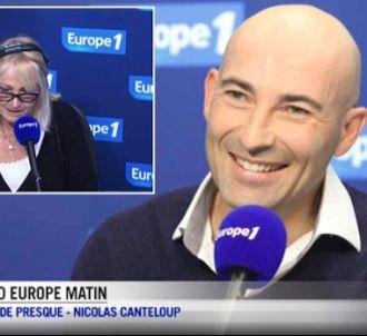 Nicolas Canteloup moque la supposée promixité de RMC avec...