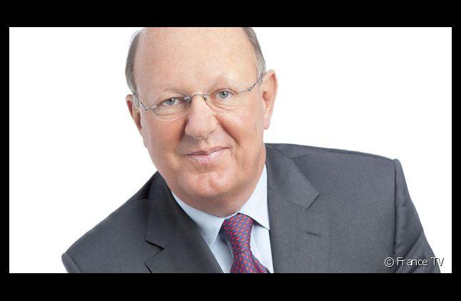 Rémy Pflimlin, le président de France Télévisions