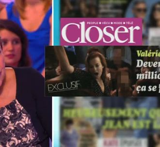 Roselyne Bachelot tacle 'Closer'