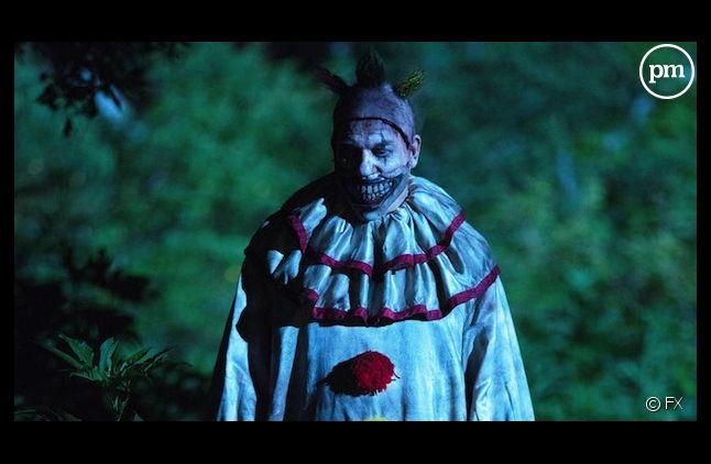 """""""American Horror Story"""" accusé d'entretenir la peur des clowns"""