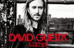 """David Guetta invite Sia, John Legend et Emeli Sandé sur son nouvel album """"Listen"""""""
