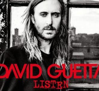 L'album 'Listen' de David Guetta