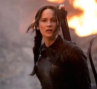 'Hunger Games : La Révolte - Partie 1' en tête des...