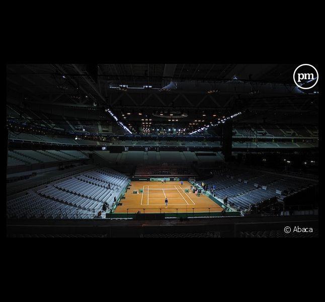 Le Stade Pierre Mauroy de Lille accueille la finale France/Suisse