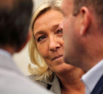 Marine Le Pen, en septembre 2014.
