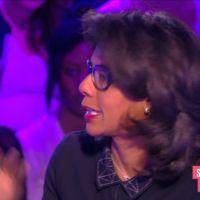 Audrey Pulvar en larmes face à Alain Souchon et Laurent Voulzy dans