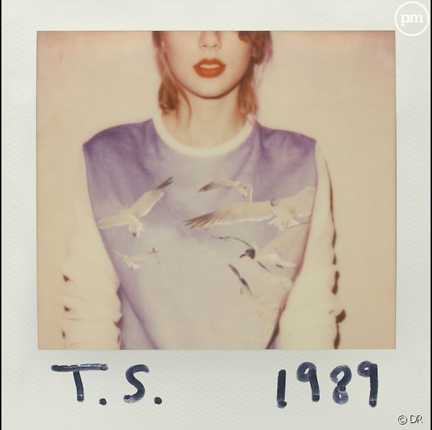 "1. Taylor Swift - ""1989''"