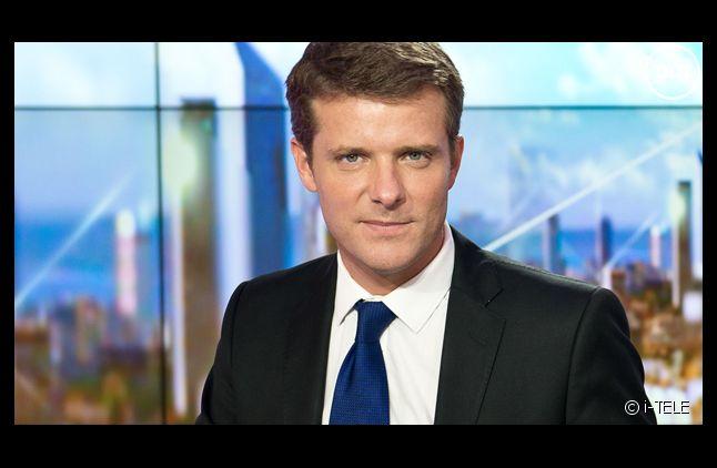 Florent Peiffer, journaliste sur iTÉLÉ.