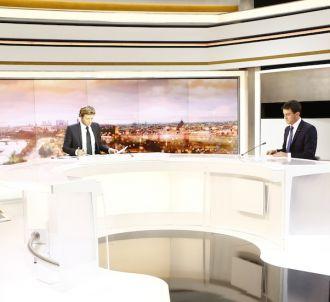 Manuel Valls était dimanche l'invité de Laurent Delahousse