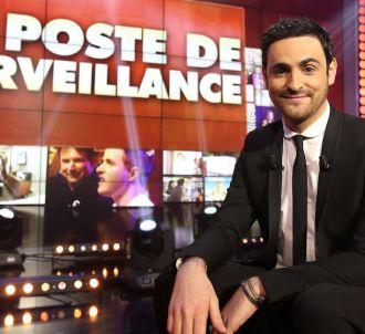 Camille Combal anime 'Le Poste de Surveillance' ce soir...