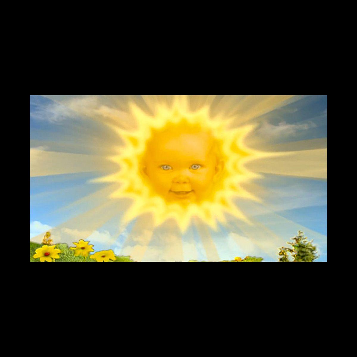 7259d1cf2d655 Le bébé-soleil des Teletubbies dévoile son identité ! - Puremedias