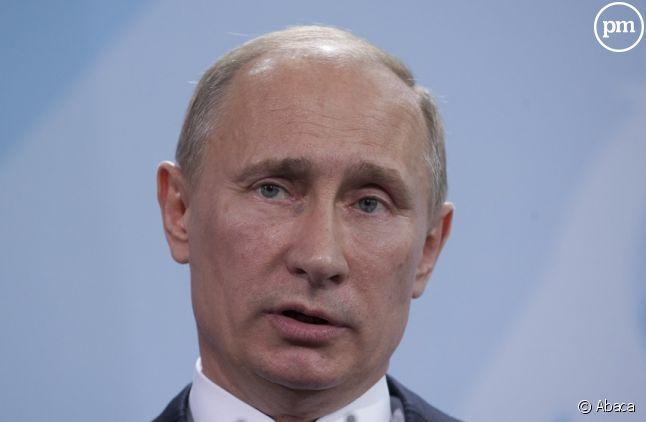 Vladimir Poutine en 2012