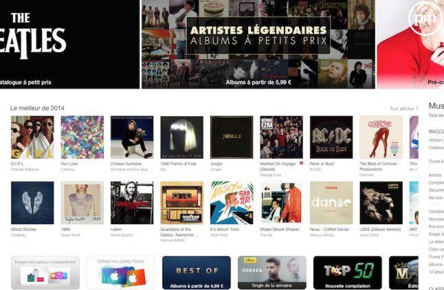 L'iTunes Store permet désormais d'annuler son achat pendant 14 jours