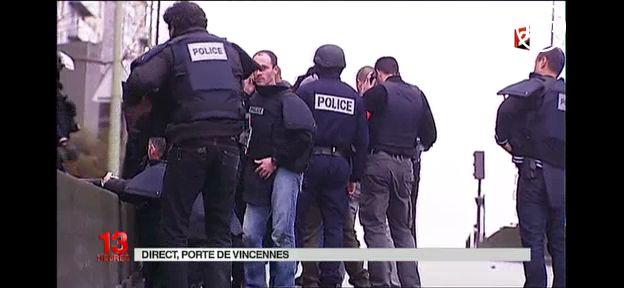 France 2, le 9 janvier 2015.