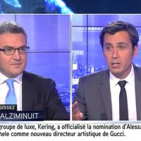 iTELE : Olivier Galzi très remonté face à un cadre du FN