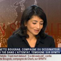 Jeannette Bougrab va poursuivre les médias qui ont remis en cause sa relation avec Charb