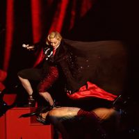 Madonna raconte sa chute aux Brit Awards :