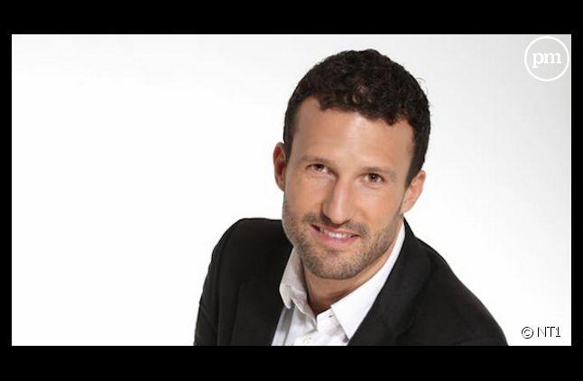 """Boris Ehrgott, nouveau présentateur du """"Bachelor"""""""
