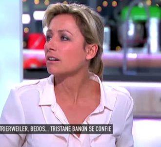 Anne-Sophie Lapix règle ses comptes avec Tristane Banon