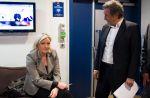 Jean-Jacques Bourdin veut organiser un débat entre Marine Le Pen et Nicolas Sarkozy