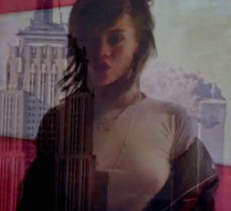 Rihanna dévoile le clip de 'American Oxygen'