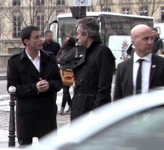 'Conversation secrète' avec Manuel Valls ce soir à 22h50...