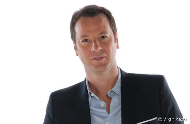 Roberto Ciurleo (Virgin Radio) en interview sur puremedias.com
