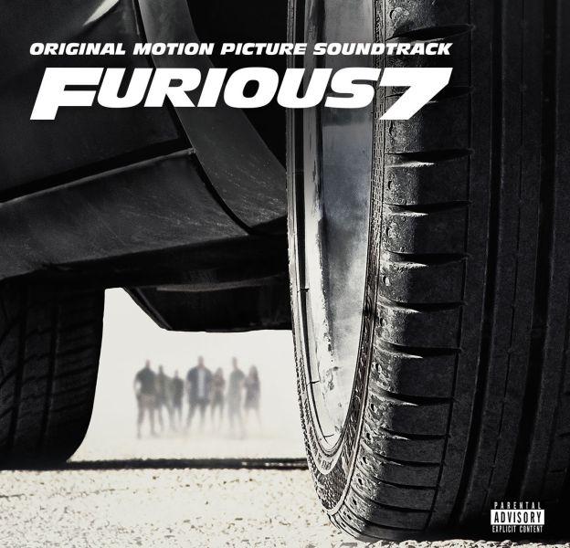 "1. Bande originale - ""Fast & Furious 7"""