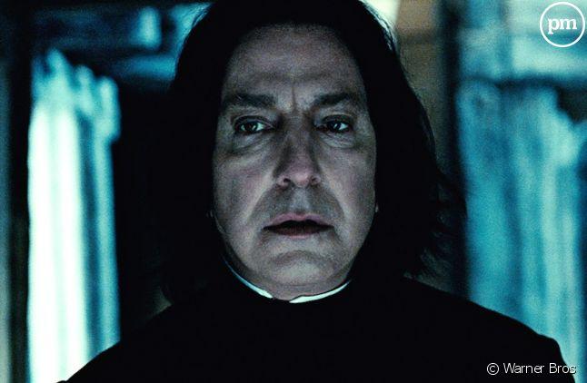 """Alan Rickman dans """"Harry Potter et les Reliques de la Mort (Partie 2)"""""""