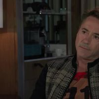 Agacé, Robert Downey, Jr. interrompt une interview pour la télé britannique