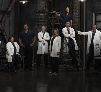 L'un des personnages principaux de 'Grey's Anatomy' a...